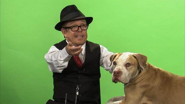 Shorty Rossi, de la famosa serie El jefe y sus pitbulls.