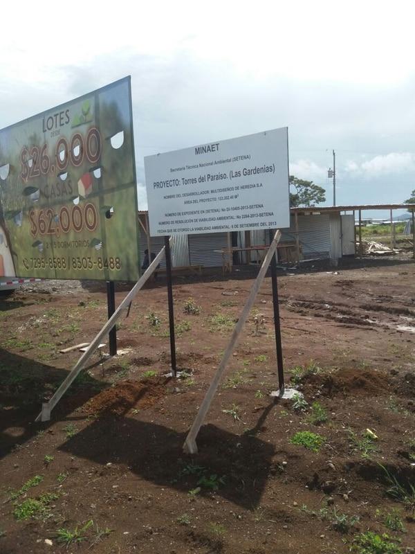 La Setena paralizó el proyecto al constatar falta de documentos y obras urbanísticas.