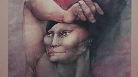 El artista Fernando Carballo, 'secreto'