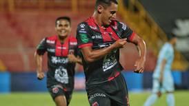 La Liga del futuro le dio tres puntos a Alajuelense