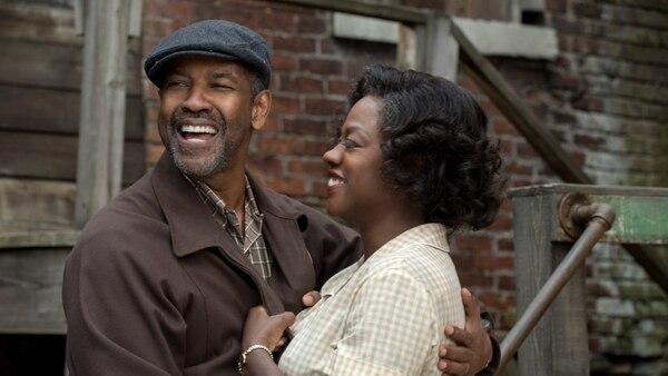 Denzel Washington y Viola Davis protagonizan 'Fences'.