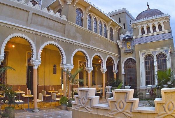El 'Castillo del Moro', en barrio Amón, fue declarado Patrimonio Histórico Arquitectónico de Costa Rica el 8 de noviembre del 2000. Fotografía: Archivo.