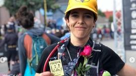 La ganadora de la Ultra Chispero 2020: Andrea Vincent, ecóloga, feminista y ultra runner