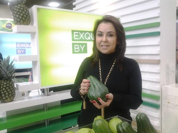 Laura Bonilla, presidenta de la Cámara de Exportadores