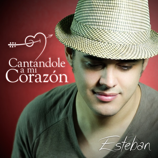 El artista grabó12 canciones originales para su primer disco.