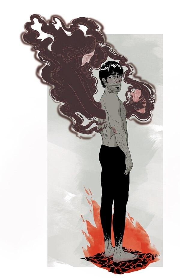 Ilustración: Augusto Ramírez