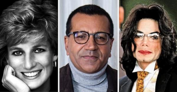 Diana de Gales, Martin Bashir, Michael Jackson... vidas cruzadas. Fotos Archivo