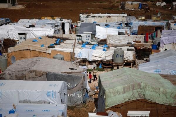 La guerra en Siria que inició en marzo de 2011, ha dejado más de 250.000 muertos y 6,5 millones de desplazados internos.