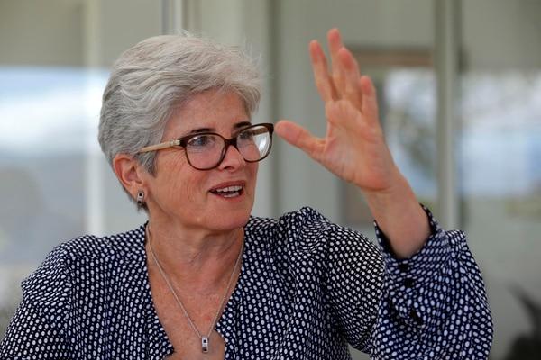 Rocío Aguilar, superintendente de Pensiones, afirmó que los cambios ayudarán a resolver situaciones complicadas. Foto: Mayela López