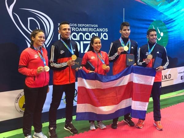 Miryam Roper logra el oro en el judo centroamericano
