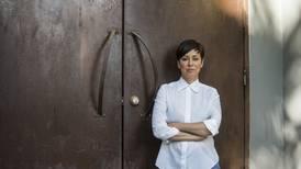 """Priscilla Monge, ganadora del premio nacional en artes visuales: """"El arte es mi campo de total libertad y de seguridad"""""""