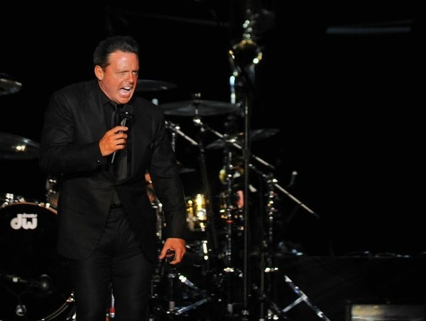 Luis Miguel cumplirá el sueño de los fans de Costa Rica de volver a cantar sus éxitos en vivo en el país. Fotografía: Archivo/La Nación