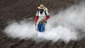 Agro urge resolver presa acumulada desde 2004 en registro de plaguicidas