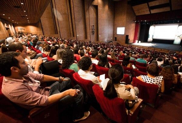 Este 2019, el Pabellón del Conocimiento Inexmoda-UPB ofrecerá 16 conferencias y seis talleres gratutitos para los asistentes a Colombiamoda.Foto: Inexmoda.