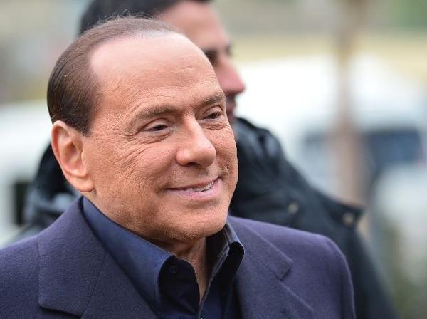 Silvio Berlusconi podría quedar vetado de puestos públicos. | AFP