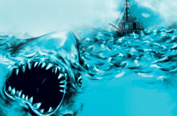 'Tiburón' cumple 40 años. Fue el primer exitazo de Steven Spielberg