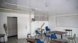 MEP prohíbe dar mantenimiento a escuelas por los 'próximos años'