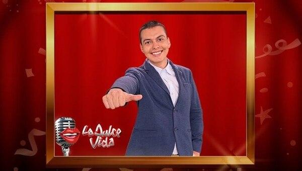 Sebastián López se convirtió en el ganador del cuarto programa de 'La dulce vida'. Foto: Facebook de La Dulce Vida