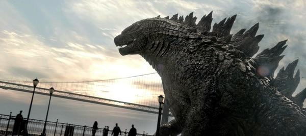 Película 'Godzilla'.