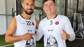 Así fue el primer contacto entre Giancarlo González y Fernán Faerron