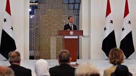 Bashar al Asad presta juramento para un cuarto mandato en Siria