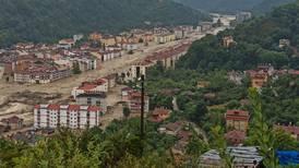 Casi 40 muertos en Turquía por inundaciones