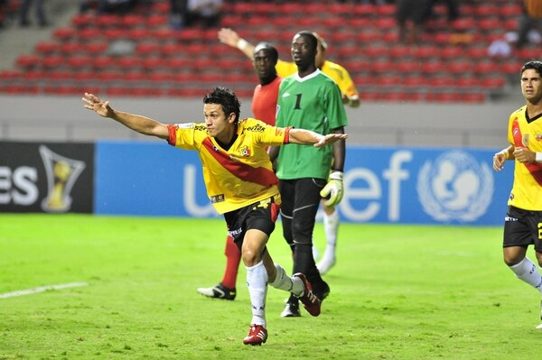 En julio del 2011, Herediano derrotó 8-0 al Alpha United de Guyana, su mayor goleada en Concacaf. | ARCHIVO