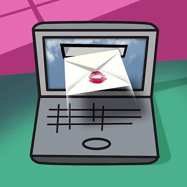 Quien escribe un correo electrónico tiende a usar palabras diferenciadas dependiendo de si se dirige a una mujer o a un hombre. @NYT para LN