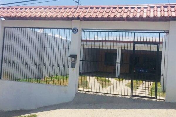 Alquiler Casas Alajuela
