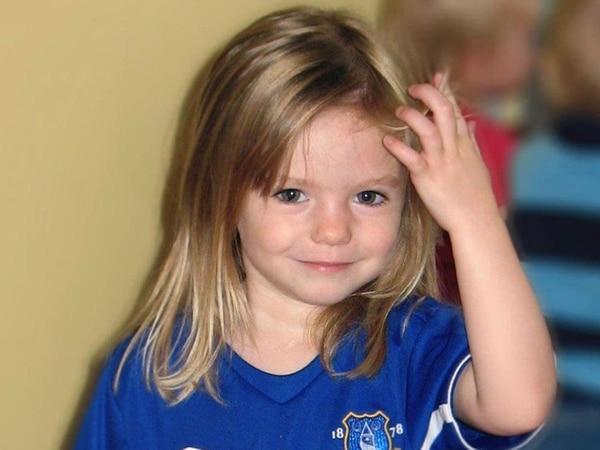 Los padres de Madeleine McCann no han dejado de buscarla desde que desapareció en el 2007. Actualmente la niña tendría 13 años, pero las autoridades afirman que habría muerto. Foto: Archivo/AP