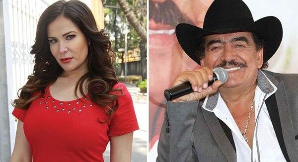 Arleth Terán, la mujer con que Joan Sebastian le habría sido infiel a Maribel Guardia. Tvynovelas.com