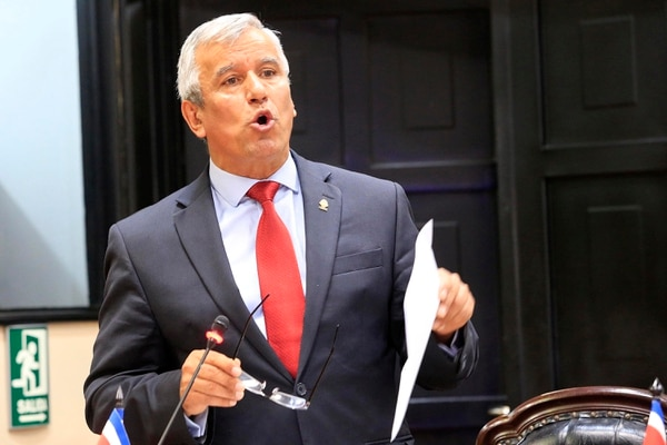 06/09/2018 Asamblea Legislativa. Sesión de Plenario Legislativo. Diputado Victor Morales Mora, del PAC. Foto: Rafael Pacheco