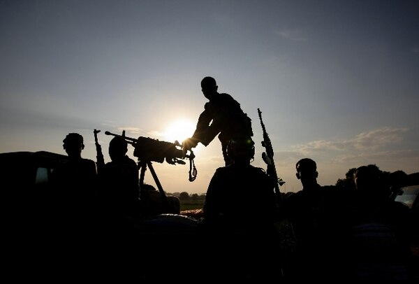 La ONU defiende un diálogo político con grupos armados que rechazan el terrorismo. | AFP