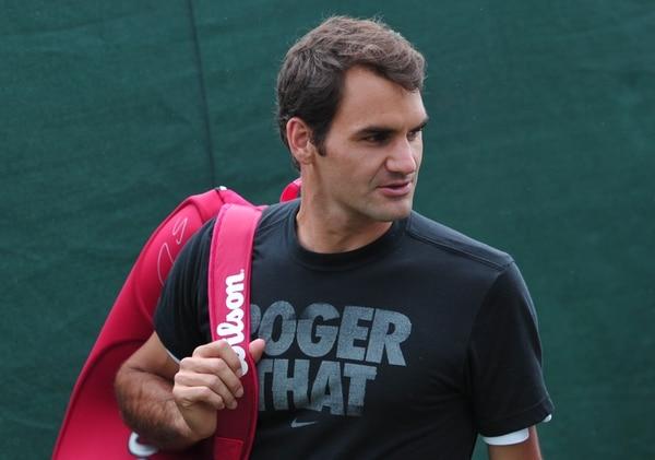 Federer ganó su primer toneo de Wimbledon hace diez años