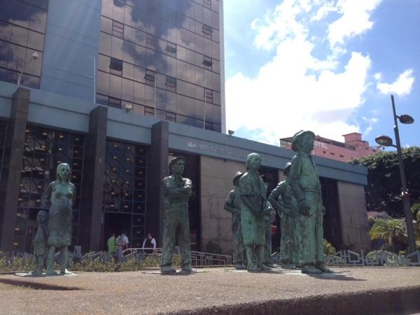 El Banco Central denunció la sustracción de varios fajos con billetes que estaban destinados a su destrucción.