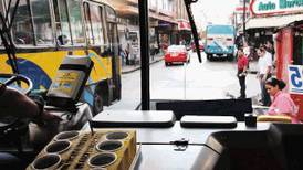 Banco Central publicará índices pasa saber cuánto varían los costos de autobuseros y taxistas