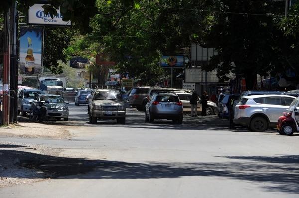 Hasta este sábado en la tarde las autoridades no habían dado con los responsables del ataque ocurrido frente a un bar en Playas del Coco, en Carrillo de Guanacaste. Leiva recibió la golpiza cuando abandonaba el local comercial. | ALONSO TENORIO/ARCHIVO