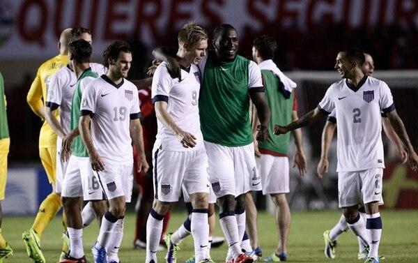 Estados Unidos triunfó en Panamá para sepultar el sueño de la selección local. | AP