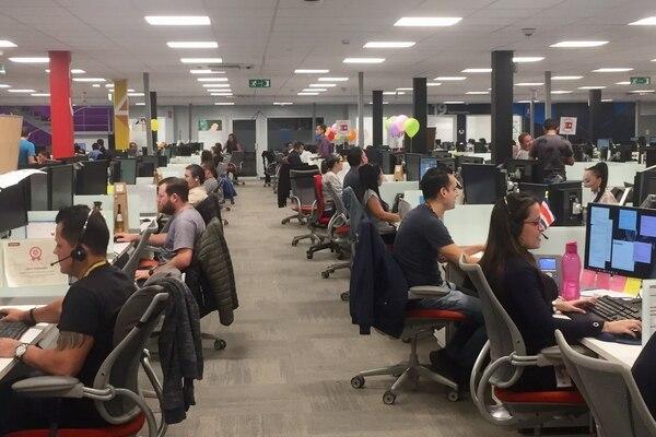 Equifax cuenta con una planilla de 1.000 personas y contratará a 200 profesionales. Foto: Equifax.