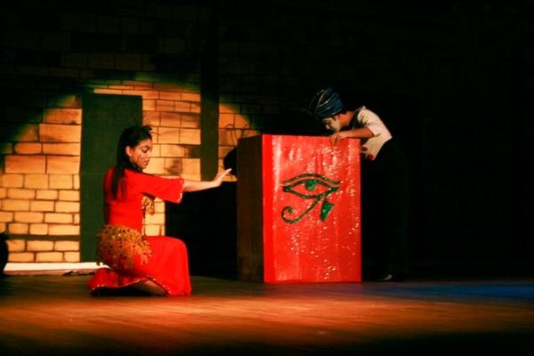 Esta coreografía será la última que presentará la agrupación durante el año. Foto: Cortesía del Estudio de Danza Fazia.