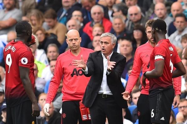 José Mourinho podría ser el nuevo entrenador de Estados Unidos. Foto: AFP