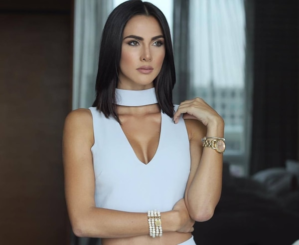 Karina Ramos es una de las modelos más cotizadas en el país.