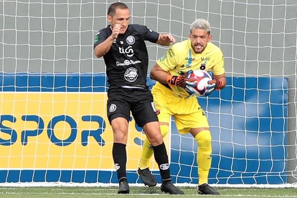 Leonel Moreira es el jugador más regular de Alajuelense en el torneo. Hasta el momento suma 1.710 minutos. Fotografía: John Durán