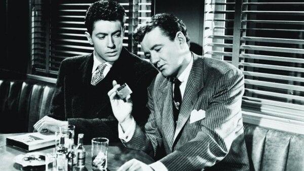Pacto siniestro es una obra de Alfred Hitchcock. También es conocida con el título 'Extraños en un tren'. Foto: Warner Bros
