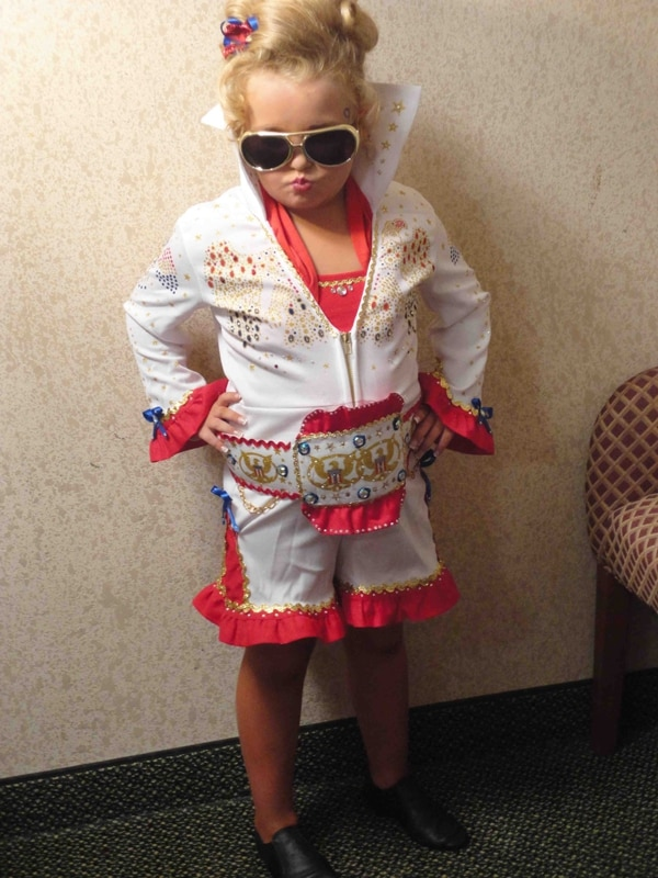 Alana Shannones la protagonista de Honey Boo Boo. | TLC PARA LA NACIÓN.