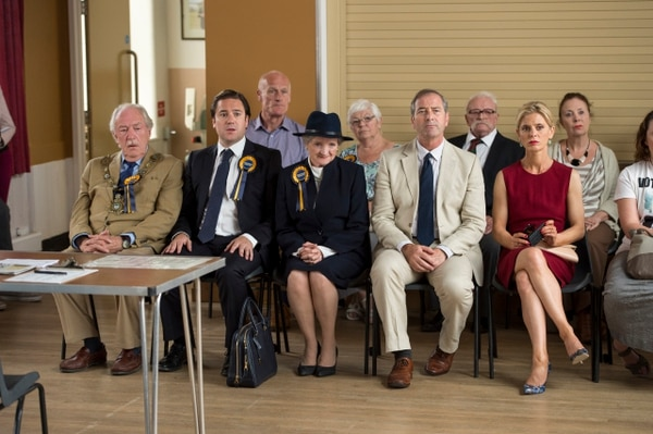 Miniserie 'The Casual Vacancy'.