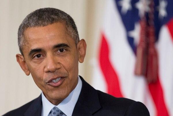 El presidente Obama aseguró que las acciones militares de Rusia en Siria solo servirán para fortalecer al EI