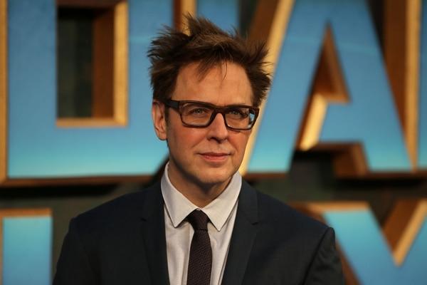 James Gunn, la cabeza de 'Guardianes de la Galaxia' tiene 46 años de edad.