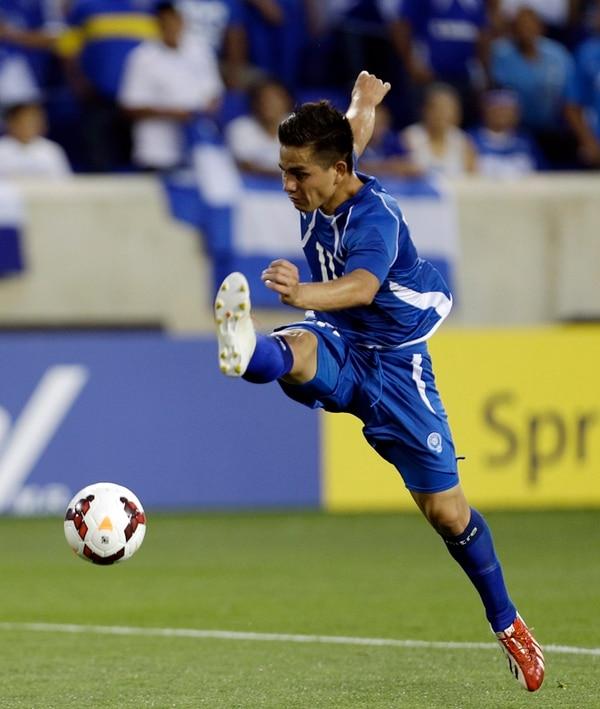 Rodolfo Zelaya no podrá practicar fútbol profesional por un año. | ARCH.