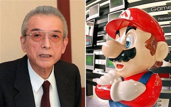 Hiroshi Yamauchi, expresidente de Nintendo.